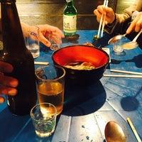 Photo taken at Jongno 3-ga Street Food by Bokyung L. on 10/26/2015