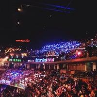 Photo taken at IMPACT Arena by MARKMARK J. on 4/28/2013