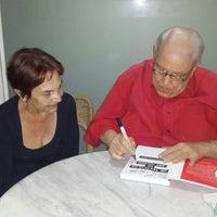 Photo taken at Teatro Silvio Romero by Andre G. on 10/13/2013