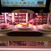 Photo prise au Genki Sushi par makoto h. le10/4/2012