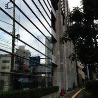 Photo taken at Shinagawa Library by makoto h. on 2/5/2013