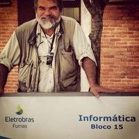 Photo taken at Furnas - SE Bandeirantes by Sergio A Pereira on 2/20/2014