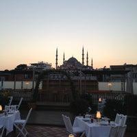 7/26/2013 tarihinde Soner C.ziyaretçi tarafından Armada Sultanahmet Hotel'de çekilen fotoğraf
