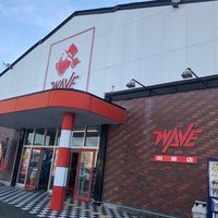 Photo taken at WAVE 田原店 by こーや on 4/22/2018