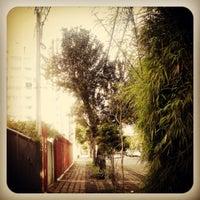 Photo taken at Rua Da Paz by Sara de Hollanda on 11/6/2013
