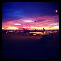 Photo taken at Bandaranaike International Airport (CMB) by BoRn S. on 9/21/2012