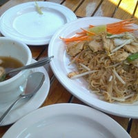 Photo taken at Kit's Thai Kitchen by Michelle G. on 9/17/2012
