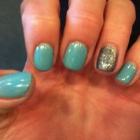 Photo taken at Reflections Nails by Michelle G. on 3/29/2013