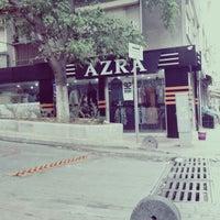 Photo taken at azra butik Kasımpaşa by Erkut K. on 9/20/2014