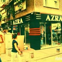 Photo taken at azra butik Kasımpaşa by Erkut K. on 9/17/2014