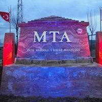 Photo taken at MTA 1.BÖLGE MÜDÜRLÜĞÜ by Can Y. on 10/10/2014