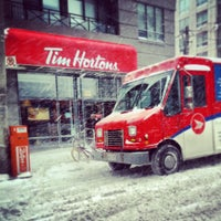 Photo taken at Tim Hortons by Jesse B. on 3/27/2013