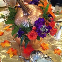Photo taken at Moundbuilders Country Club by Stephanie P. on 10/20/2012