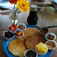 Photo taken at Pfunky Griddle by Pfunky Griddle on 5/9/2014
