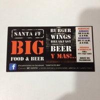 Photo taken at Santa Fe Big by Carlos T. on 10/13/2014