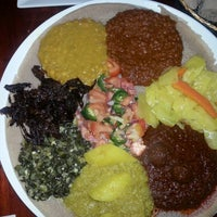 Photo taken at Ethiopic by Alexandra M. on 3/20/2013