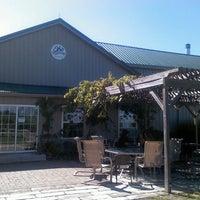 Photo taken at Matus Winery by Carmenita S. on 10/5/2013