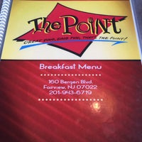 Photo taken at The Point Diner Fairview by Ed C. on 7/22/2016