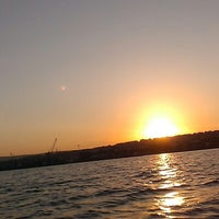 Photo taken at Marmara Denizi by Cagdas I. on 8/5/2014