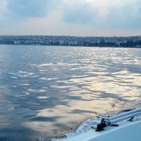 Photo taken at Marmara Denizi by Cagdas I. on 7/18/2014