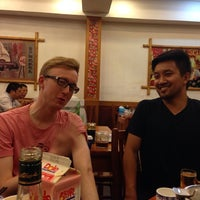Photo taken at 大陆东北饺子城 by Paul on 9/6/2014