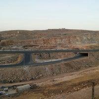 Photo taken at Akçakale - Toki Bağlantı Yolu by Tolga A. on 7/21/2015