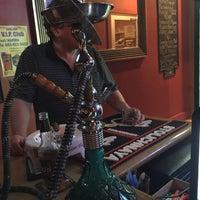 Photo taken at Karma Hookah and Cigar Lounge by Jeremy M. on 11/6/2014