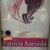 Photo taken at Salão Patrícia Azevêdo by Patrícia A. on 1/14/2014