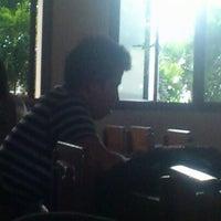 Photo taken at Lapangan Basket Realino by gregorius y. on 11/6/2012