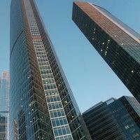 Снимок сделан в Башня «Федерация» пользователем Denis S. 11/23/2012