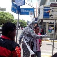 Photo taken at Centro Cultural Banco do Nordeste by Cicero E. on 10/29/2013