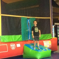 Photo taken at Boomers Family Fun Center by Cailin W. on 7/15/2014
