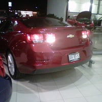 Photo taken at Chevrolet by Monica M. on 10/31/2012