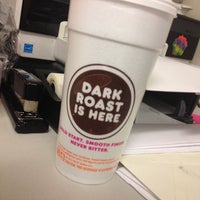 Photo taken at Dunkin' Donuts/Baskin Robbins by Jeeleighanne D. on 11/25/2014