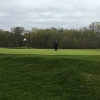 Photo taken at Pelham Bay & Split Rock Golf Course by Jeeleighanne D. on 4/29/2016