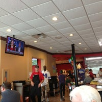Photo taken at Stevi B's Pizza Buffet by Leslie T. on 8/17/2013
