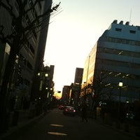 Photo taken at 大津通電気ビル by sato 1. on 2/27/2012