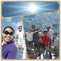 Photo taken at Grande Island Resort by Encar A. on 2/6/2015