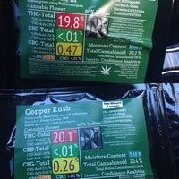 Photo taken at Cannabis City by Graham E. on 7/10/2014