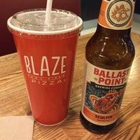 Снимок сделан в Blaze Pizza пользователем Mike K. 12/5/2015