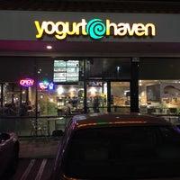 Photo taken at Yogurt Haven by Jamie J. on 5/4/2017
