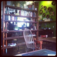 Photo taken at The Root Cafe by Dylan B. on 5/27/2013