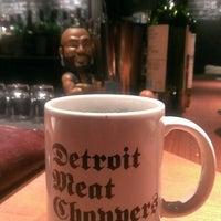 Photo taken at Detroit Meat Choppers by Hideki A. on 5/6/2014