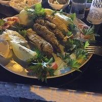 Photo taken at Köşem Balık Restaurant by Ali Kaan Y. on 10/26/2017