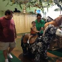 Photo taken at Indoor Safari Park by Kayla S. on 7/7/2013