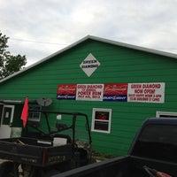 Photo taken at Green Diamond Bar by Chad C. on 6/6/2013