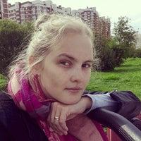 Photo taken at Могилевский дворик by Мария К. on 9/4/2014