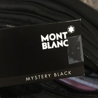 Photo taken at Montblanc Boutique by Al on 11/11/2016