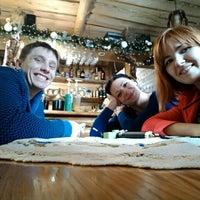 Photo taken at Згарда / Zgarda by Анна П. on 2/19/2016