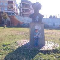 Photo taken at Fetih Parkı by Tuba D. on 10/9/2013